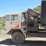 Boart Longyear Drilling Serivces haul truck